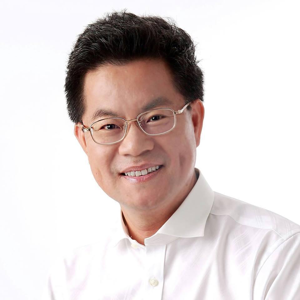 韓國瑜競總執行長林國正。圖/翻攝林國正臉書