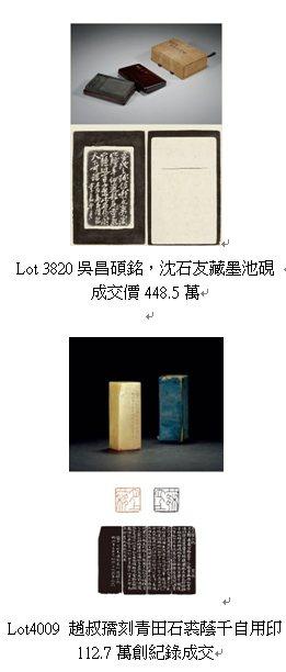 硯臺門類獲得高度關注,已成為一個收藏專項走入藏家視野,逐漸得到藏家的珍視,之後更...