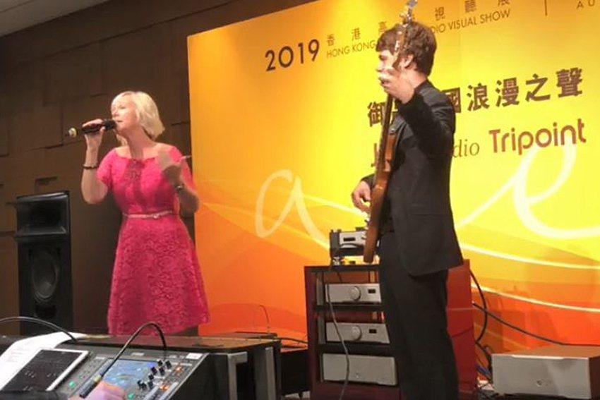 加拿大歌手Anne_Bisson將會受邀來台在TAA台灣國際音響大展中演唱。 台...
