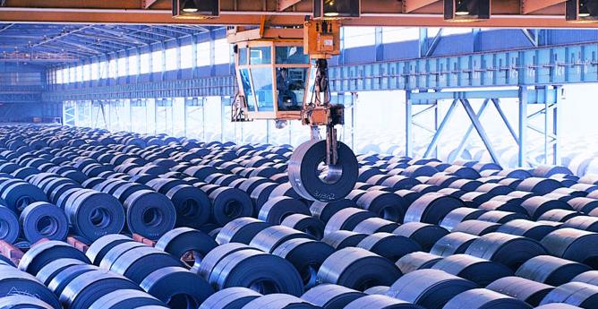 中鋼公司示意圖。 取自中鋼公司官網