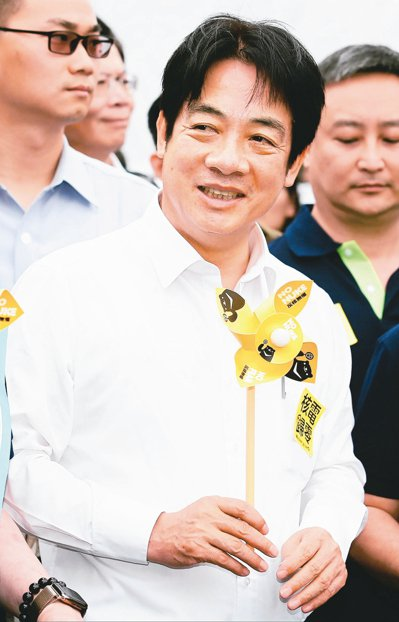 賴清德 圖/聯合報系資料照片