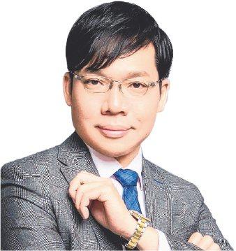 ETF領航大師林昌興。 圖/林昌興提供