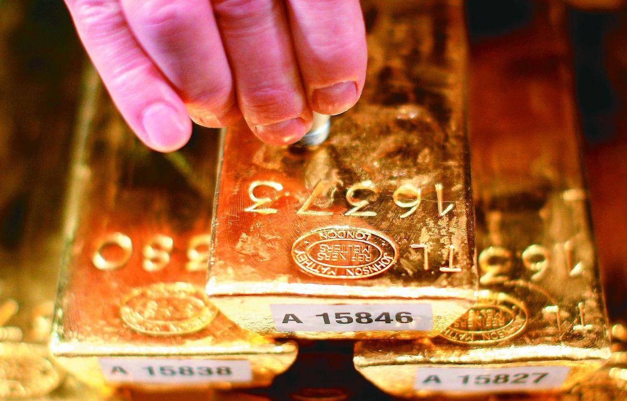 美中貿易紛擾,美國聯準會(Fed)預防性降息點火下,國際金價一度突破每英兩150...