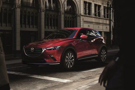 車型調整、配備更好!新年式Mazda CX-3即刻開賣