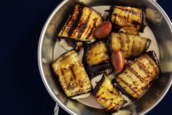 煎烤茄子捲,也很美味。 圖片提供/台灣好食材(來源/Pixabay.com)