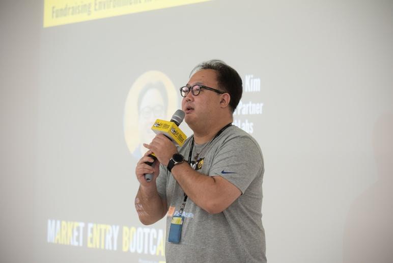 韓國最大國際新創加速器SparkLabs的General Partner——Eu...