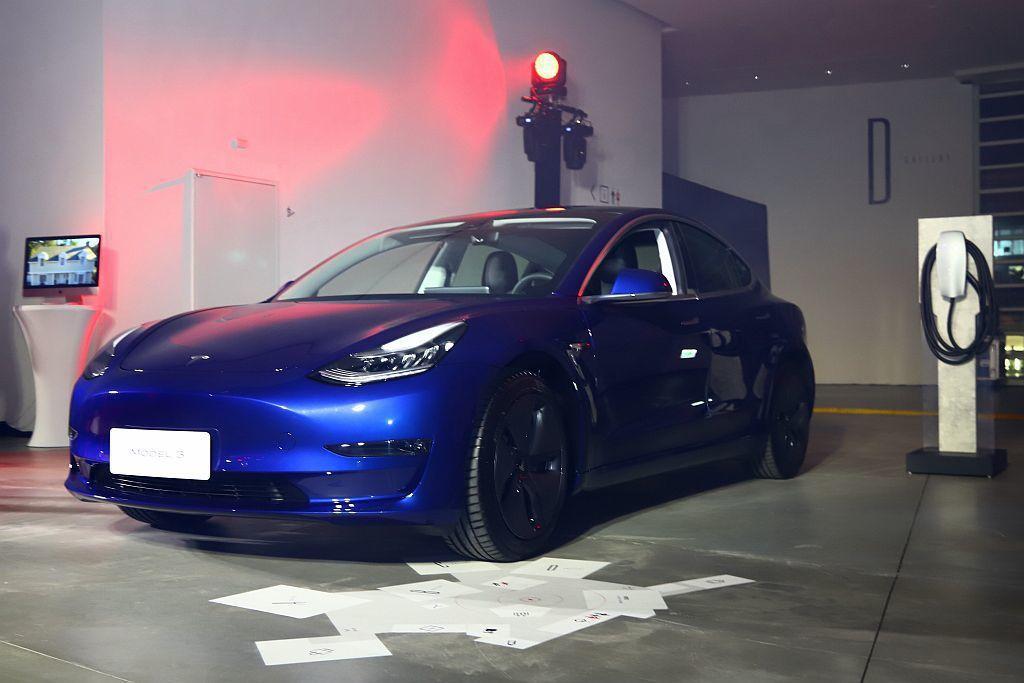 Tesla Model 3不僅歐洲地區今年初才開始交付,台灣也到8月12日才正式...
