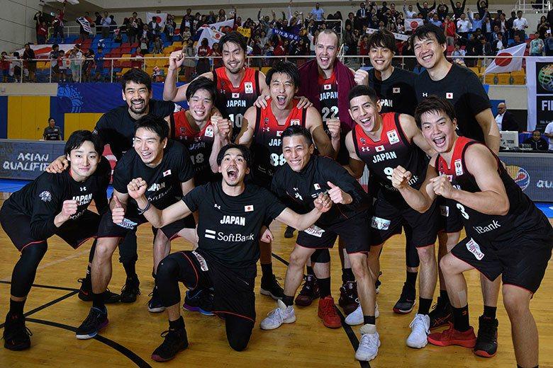 日本男籃過去實力大致上與中華隊在伯仲之間,但為了在東京奧運爭點面子,近年實力已經...