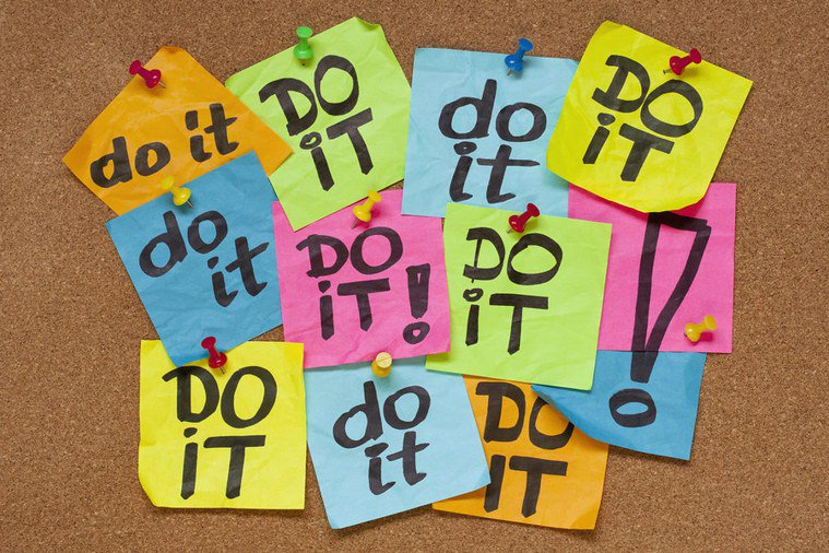 妥善的計劃能幫助擺脫拖延症候群。(photo by Flickr)