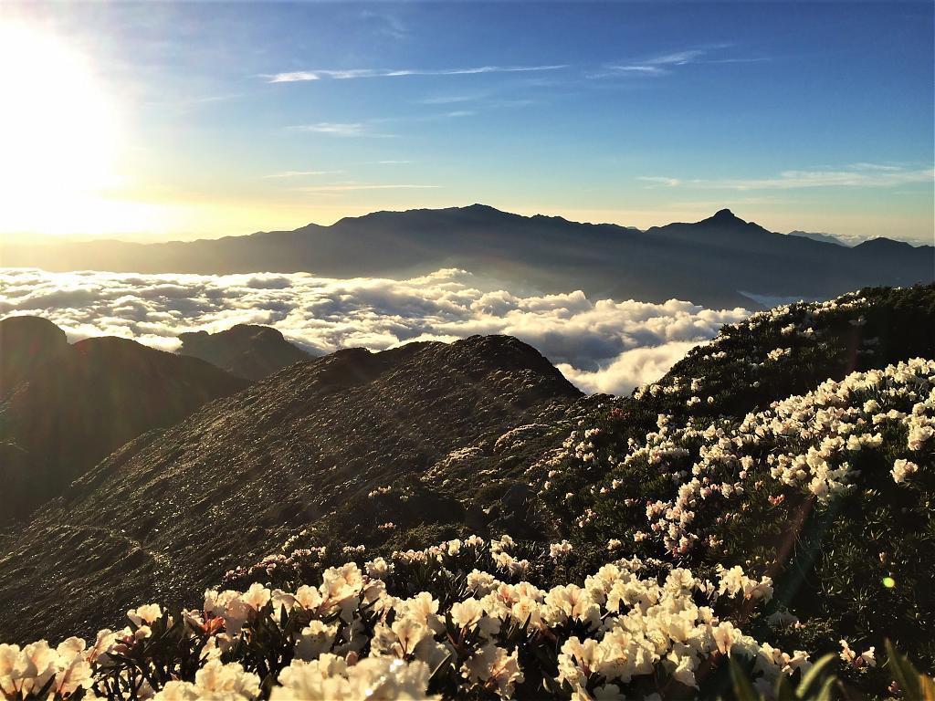 ▲台灣百岳排名Top10 - 雪山東峰。(圖/Tripbaa趣吧!亞洲自由行專家...