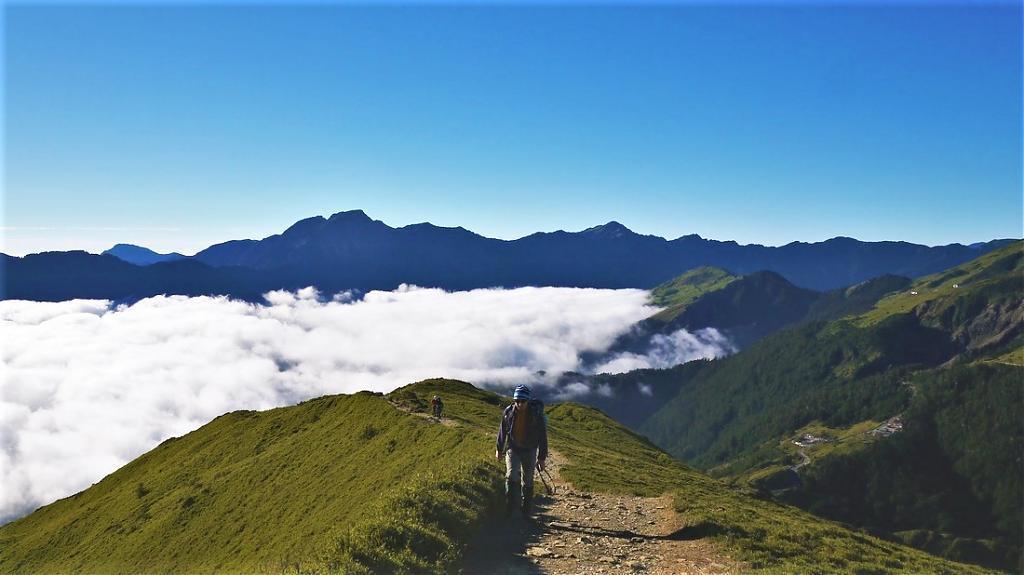 ▲台灣百岳排名Top10 - 合歡主峰。(圖/Tripbaa趣吧!亞洲自由行專家...