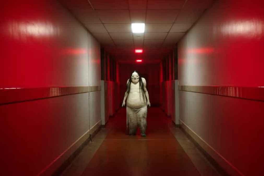 在黑暗中說的鬼故事/一部難看到恐怖的恐怖片