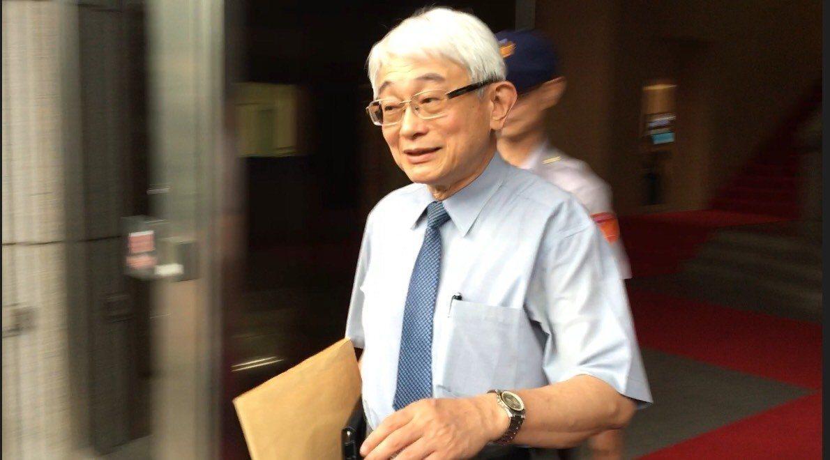最高法院院長鄭玉山。本報資料照片,記者林孟潔/攝影