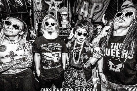 滅火器樂團策展的「火球祭」邁入第2屆,上月開賣的限量盲鳥票在一小時內完售,首波演出陣容釋出,將由日本核金王者極限荷爾蒙(Maximum The Hormone)與地主隊滅火器組合,令人期待。極限荷爾...