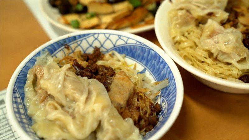 鹽水意麵美食。圖/台南市政府觀光旅遊局提供