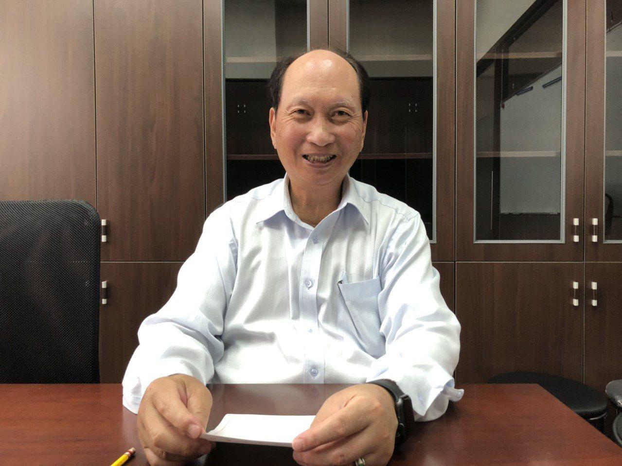 行政院政委吳澤成。記者賴于榛/攝影