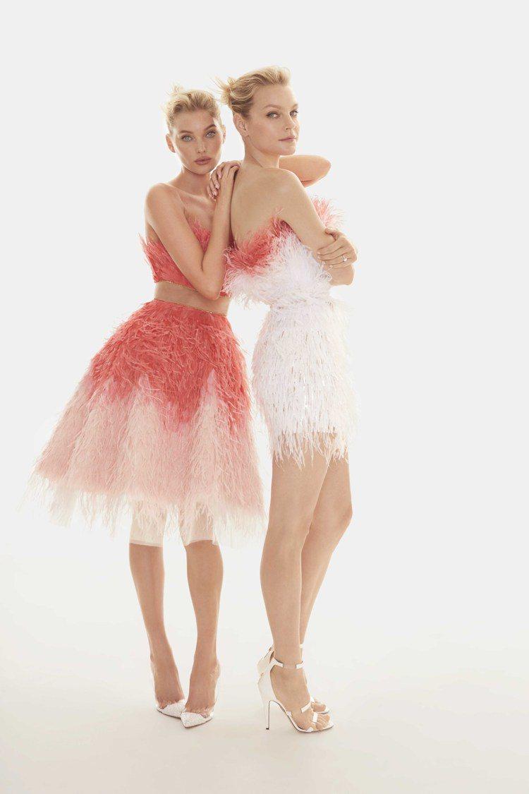 台灣婚紗品牌Nicole + Felicia,邀請蕾哈娜御用時尚攝影師Denni...