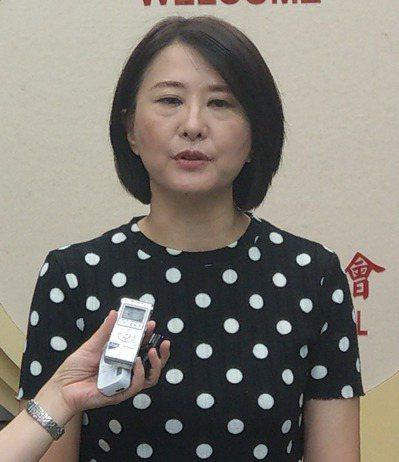 台北市議員王鴻薇。圖/聯合報系資料照片