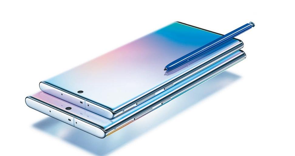 Galaxy Note10系列照片。 圖/台灣三星提供