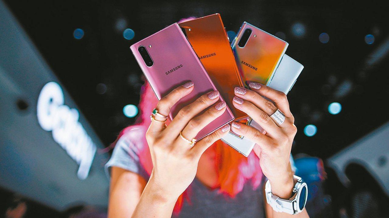 三星下半年機皇Galaxy Note 10系列,預計於8月下旬在全球陸續開賣。路...