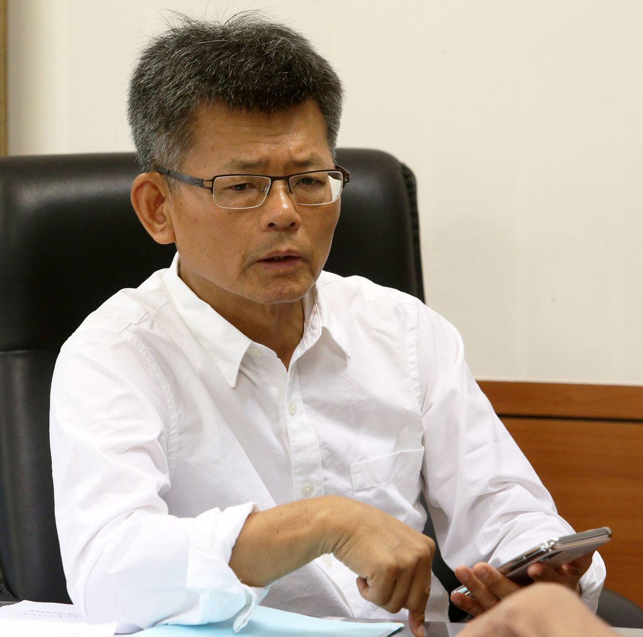 前高雄縣長楊秋興,發臉書批韓國瑜。圖/聯合報資料照