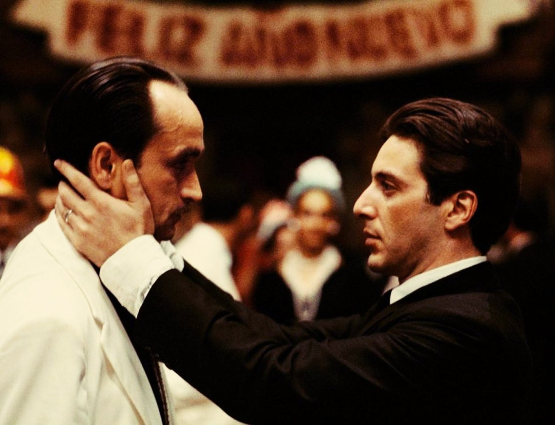 「I know it was you, Fredo,you broke my h...
