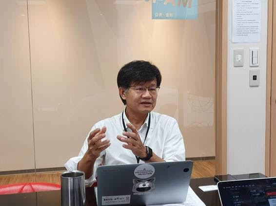 社團法人數位經濟暨產業發展協會(DTA)理事長陳正然強調,下一波數位轉型的走向,...