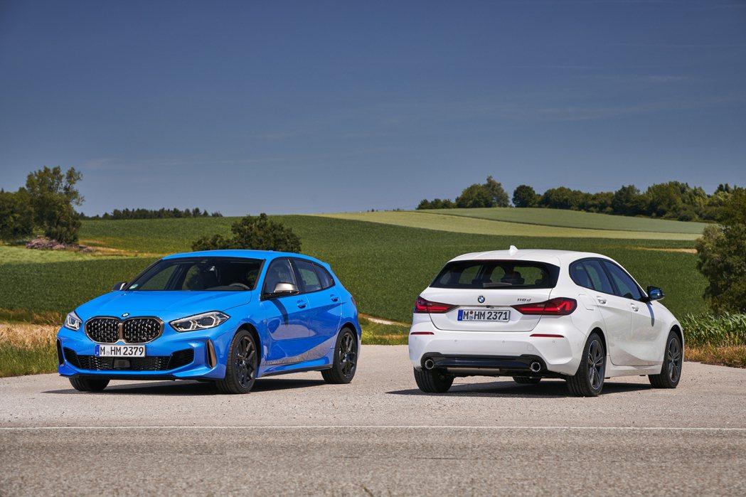 新世代BMW 1 Seris (F40) 有望推出性能更優異的高階車型,且為搭載...