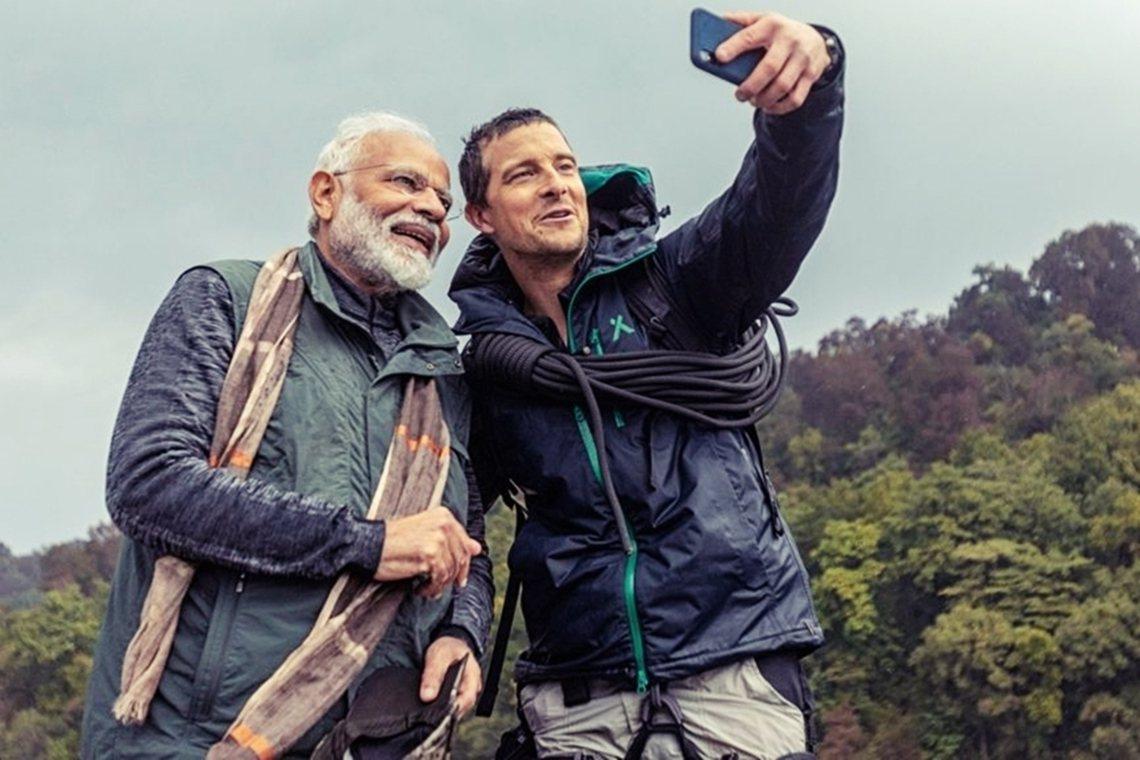 「你是印度最重要的大人物,我會保證你的生命安全!」貝爺在節目中向莫迪承諾——有這...