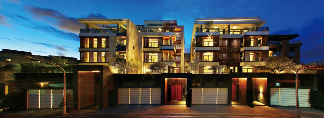 「帝硯」的大基地及大建坪的規劃,在高雄市屬於稀有產品。