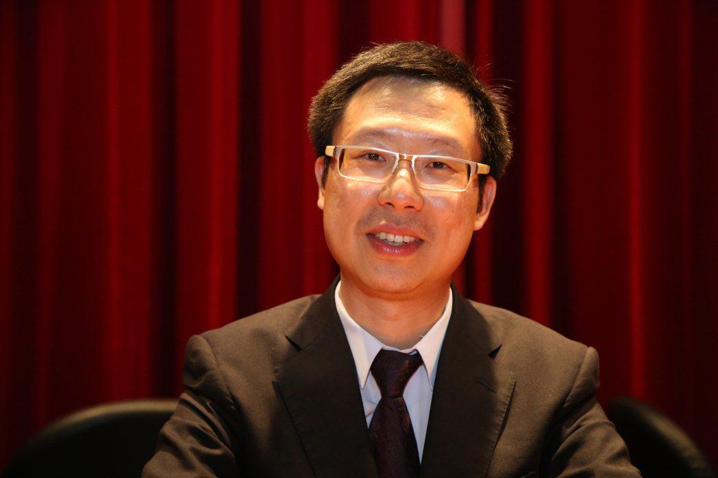 王晨桓 (建業法律事務所主持律師) 毛洪霖/攝影