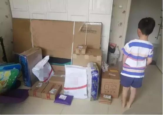 魏先生說6歲的兒子拿了他的手機來玩,結果把「購物車」裡的商品全都結帳,合共約31...