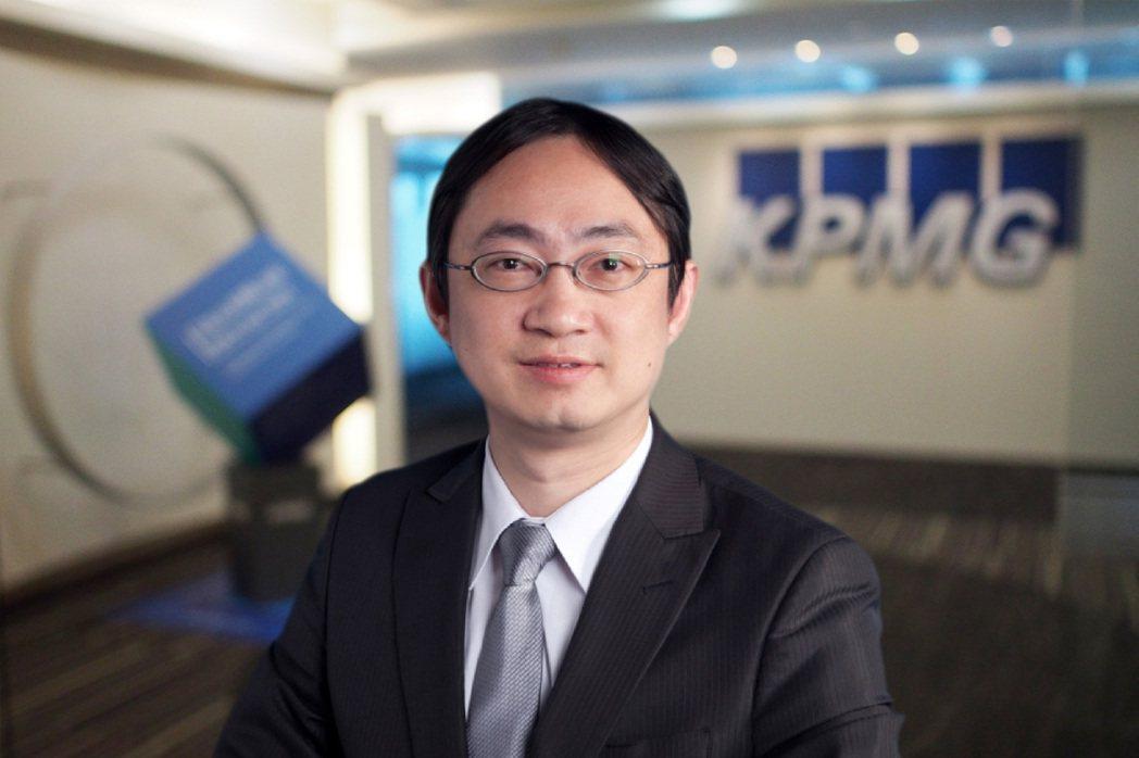 KPMG安侯建業數位科技安全服務團隊執行副總經理謝昀澤。 KPMG/提供