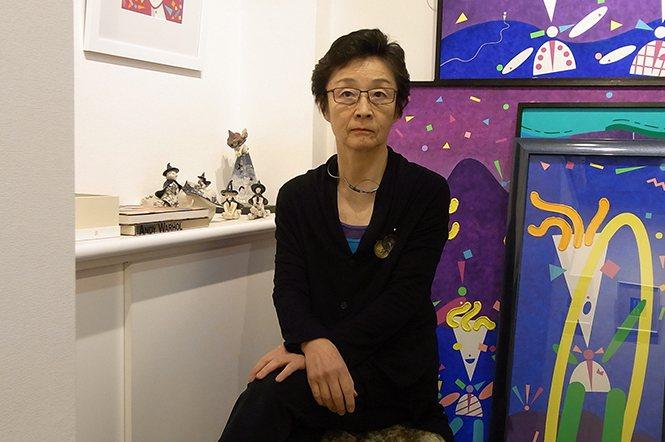 小宮宇子老師也是JJDA首位女性會長。
