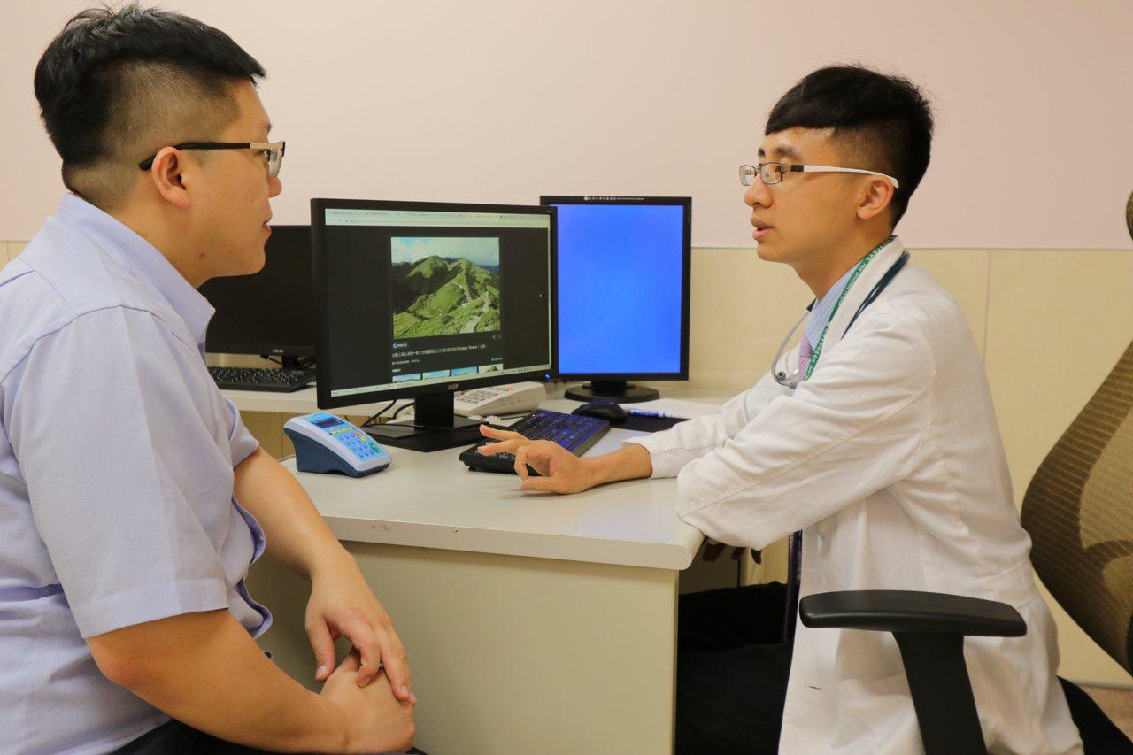 亞洲大學附屬醫院家庭醫學科醫師巫翰明指出,高山症主要與個人體質有關,與個人體能關...