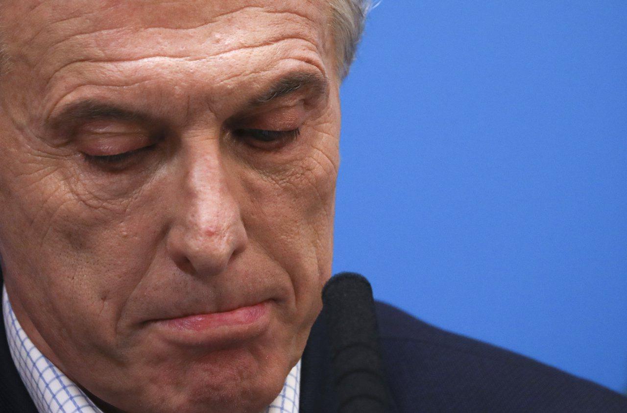 阿根廷總統初選結果出爐,現任總統馬克里的得票率大幅落後在野黨挑戰者艾柏托.費南德...