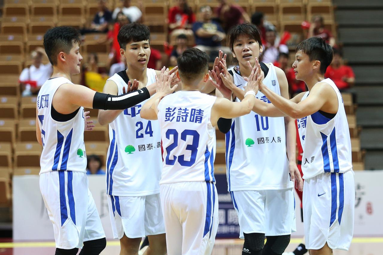 女籃亞洲盃連兩屆在印度班加羅爾舉行,賽程24日登場,22日出發的中華隊今天先和時...