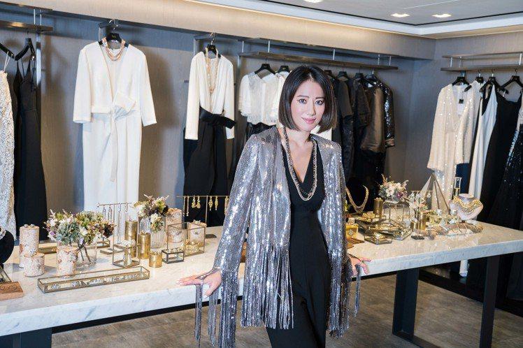 Momos march創辦人兼設計師盧南君。圖/LinLi Boutique提供