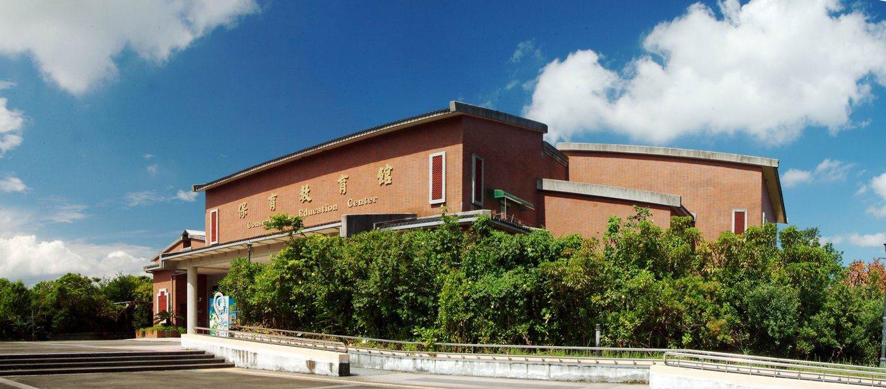 集集特生中心保育教育館,提供台灣野生動植物及特殊生態系的自然資源保育介紹。記者黑...