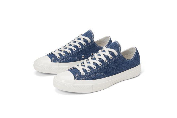 Converse Renew Denim低筒鞋款,售價2,680 元。圖/Con...