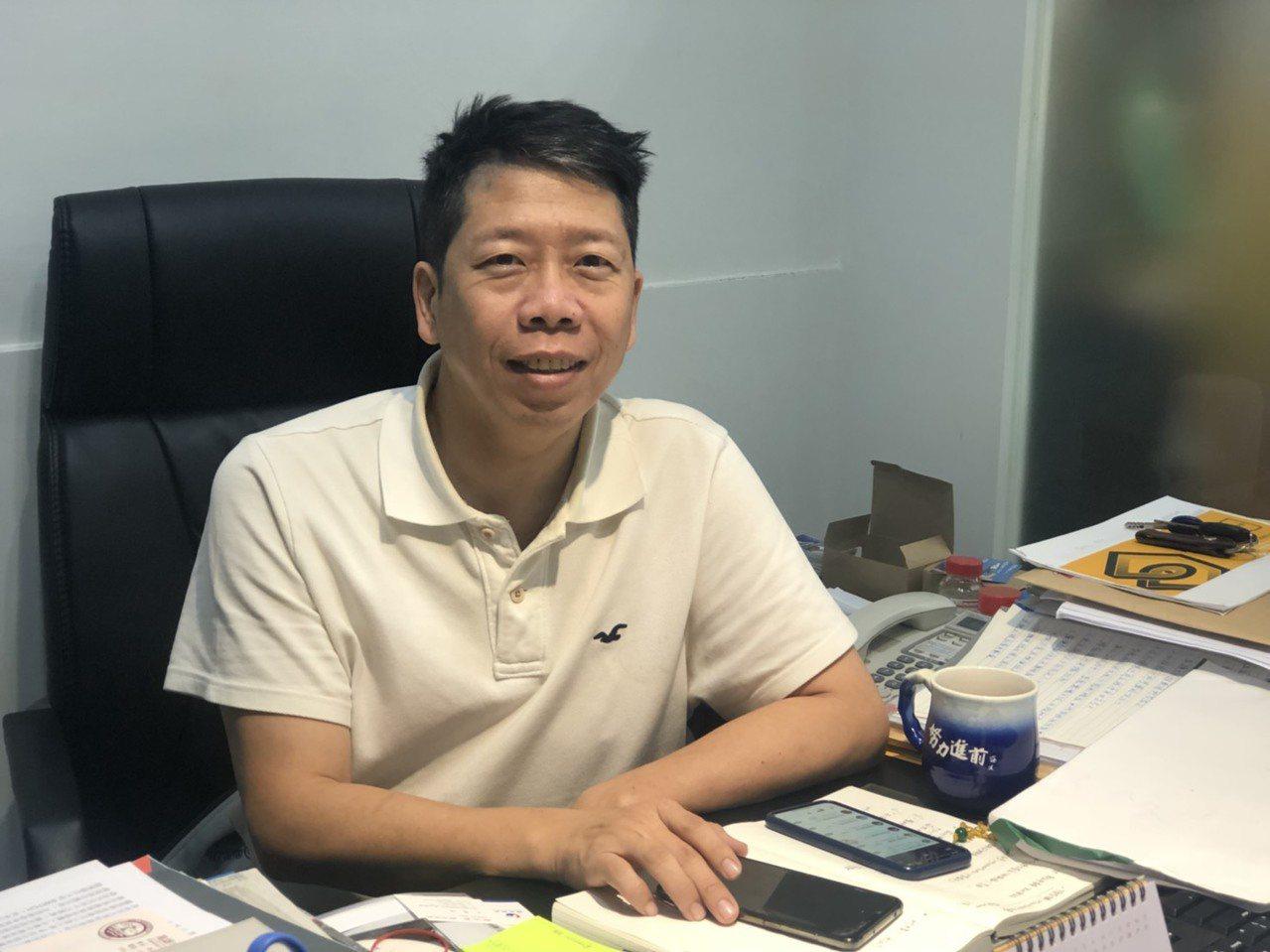 韓國瑜競總議題小組成員之一的高雄市議員黃紹庭。圖/本報資料照片