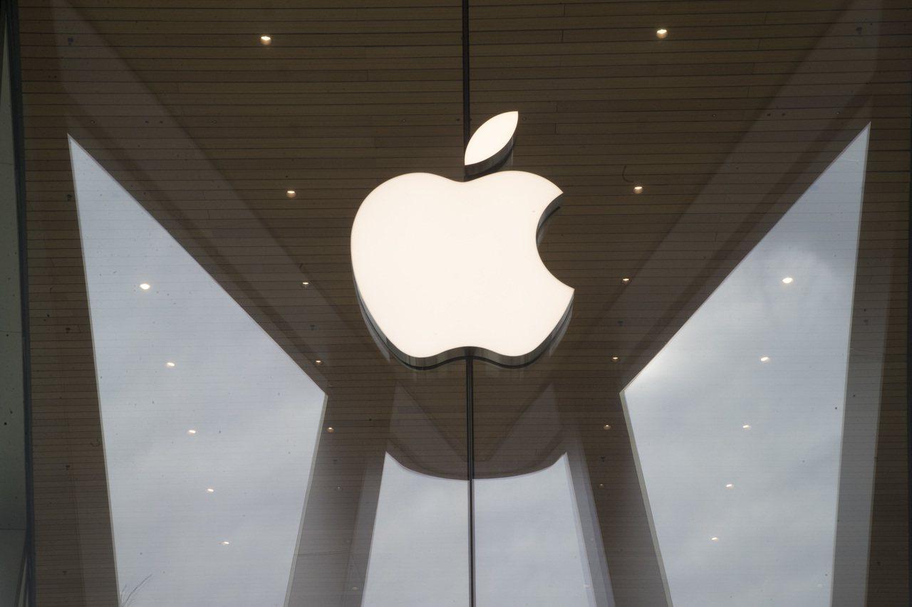 受關稅延後課徵的消息激勵,蘋果13日早盤股價勁揚近6%。美聯社