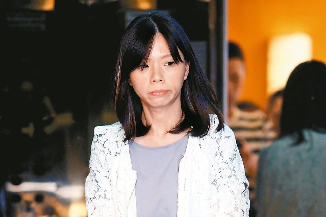 立委洪慈庸昨天宣布退出時代力量,將以無黨籍的身分參選立委。 記者曾吉松/攝影