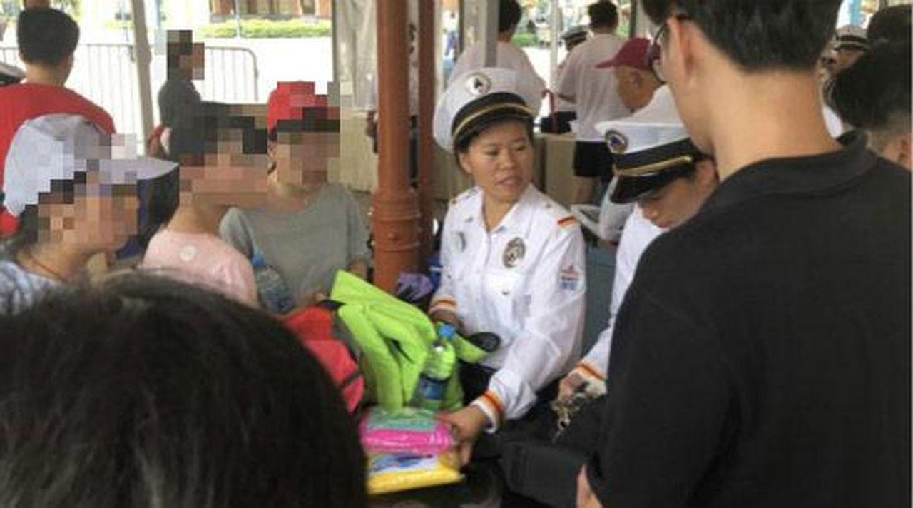 起訴上海迪士尼女大學生:將堅持訴訟到底 取材自人民網