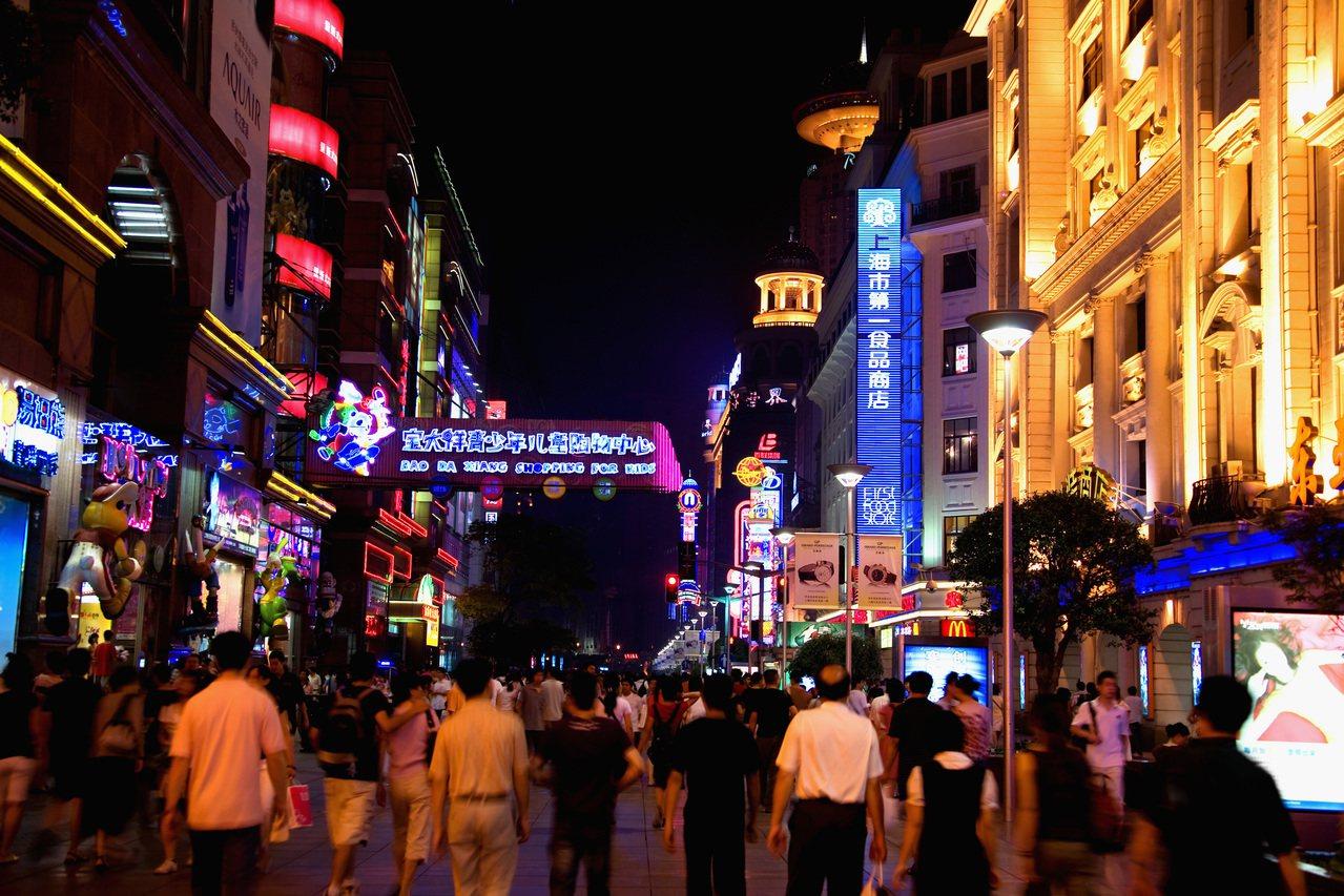 上海是中國發展最快速的城市之一。圖/ingimage
