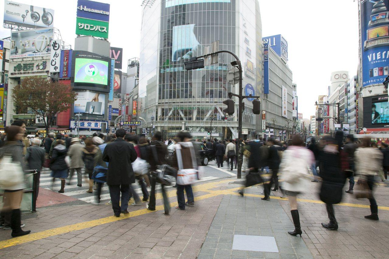 東京是國人旅遊常去地點之一。圖/ingimage
