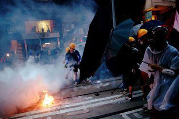 葉國豪/蔡政府鼓動抗爭?台灣看香港「反送中」的四個謬誤
