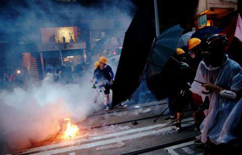 蔡政府鼓動抗爭?台灣看香港「反送中」的四個謬誤