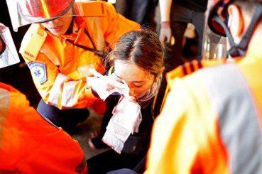 區惠蓮/抗爭者的香港保衛戰:反送中是下一個六四事件?