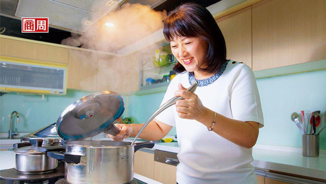瑞康國際企業總經理蔡蕙玲(攝影/郭涵羚)
